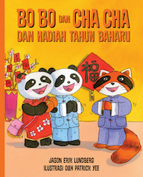 Bo Bo and Cha Cha and the New Year Gift - Malay